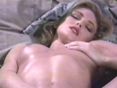 Jacqueline Lovell oily masturbation