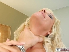 Two hard cocks is exactly what this slut needs.