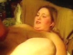 Fat Fuck Gets Pussy Ripped