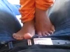 foot stomp