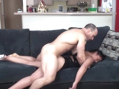 Alexis One More Cumload For Mom Before She Wakes