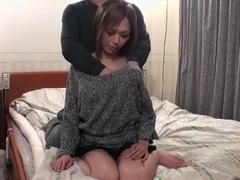 Crazy Japanese whore Rina in Amazing JAV uncensored Creampie movie