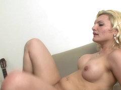 TrannySurprise - Blonde at heart