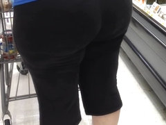 THICK WHITE BIG BOOTY