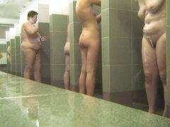 Hot Russian Shower Room Voyeur Video  33