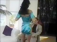 Big naturals porn with a slutty cougar shagging