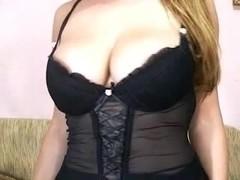 Big fat sex toys up my tight fanny