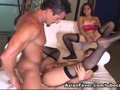 Ciera Lin in Asian Cuties - AsianFever