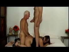 Bisexual Group Sex Fun