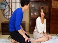 Hairy Japanese slut gets some nice heavy nailing
