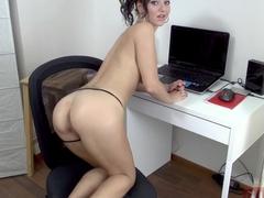 Amazing pornstar in Fabulous Masturbation, Fingering porn movie