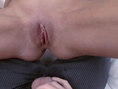 Sexy brunette Romi Rain loves cocks in her pussy