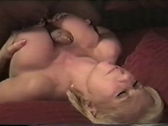 Sexy aged woman fuck not her dark son