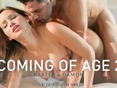 Karter Foxxx & Damon Dice in Coming of Age 2, Karter & Damon Video