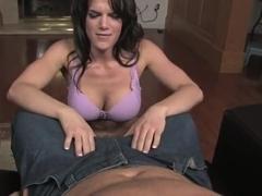 Brooke Shine giving amazing blowjob