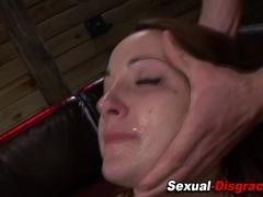 Rough sex ### gagging