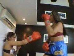 LESBIAN FIGHT SUBMISSION