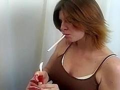 Shiny Sexy Long Nails Smoking Hot