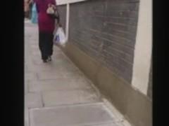 Pink Hijabi Ass
