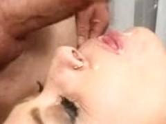 Naughty aged bitches take proper anal pounding
