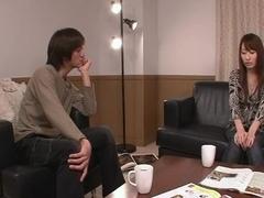 Yume Katou Uncensored Hardcore Video with Creampie, Dildos/Toys scenes