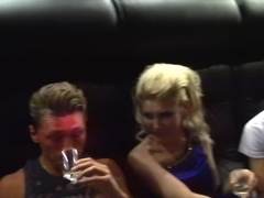 Demi & Joana & Kamali & Malika in nasty orgy movie featuring porn teenagers