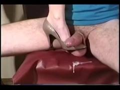 Ball Busting Cumshots WF