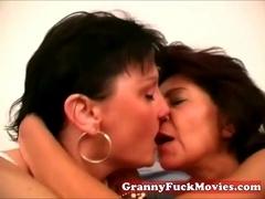 lesbian mature couple
