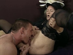 eating granny snatch