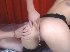 Amateur Sexy Couple Gone Wild On Cam