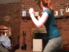 Superlatively Good twerking livecam dance episode