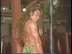 Michelle Ralabate - Bikini Muscle