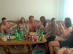 Dana & Janet & Kristene & Sonja in teenage sex porn with lots of wonderful bitches