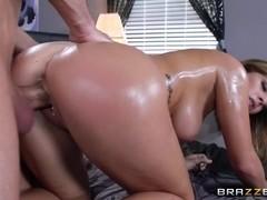 Dirty Masseur: Slutty Sitter. Keisha Grey, Bill Bailey