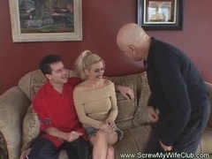 Mrs. Warren is a Swinger Hotwife