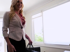 Summer Day In Hot Blonde Fucks Doctor
