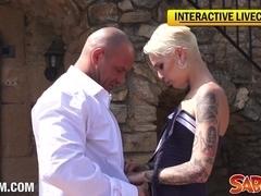 Saboom Video: Silvia Rubi Hardcore