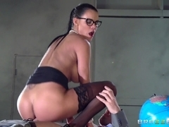 Big Tits at Work: The New Porno Order. Peta Jensen, Johnny Sins