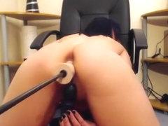 Loving this sex machine