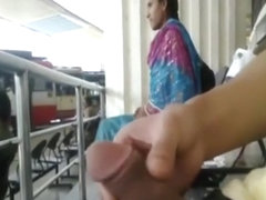 This Indian girl knows Im jerking