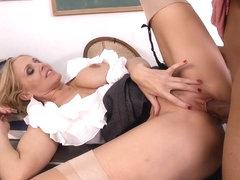 Julia Ann & Ethan Hunt in My First Sex Teacher