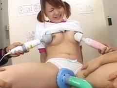 Amazing Japanese girl Rui Natsukawa in Crazy Changing Room, Masturbation/Onanii JAV scene