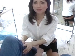 Incredible Japanese whore in Best JAV scene