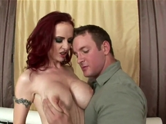 Mz. Berlin likes to take control of her men