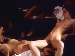 Incredible facial vintage video with Tyler Reynolds and Bunny Brody