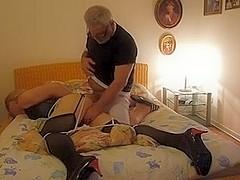 German senior perversions