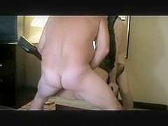 Threesome video shared wife and cuckold husband