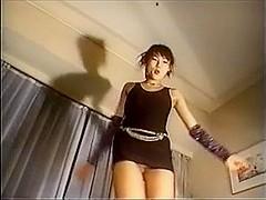asian babe sexy dance