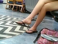 Dangling flip flops in library