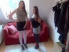 German Chicks do Bondage!! (Part 1)